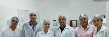 Visita técnica do Grupo GSA