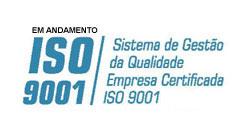 ISO 9001 - EM ANDAMENTO